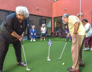 Senior Living Golf